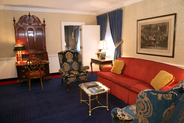 Treasury Suite 2