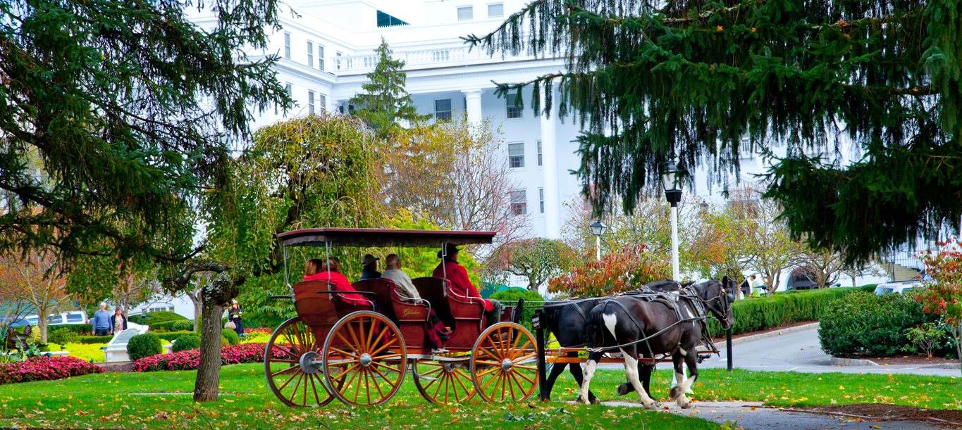 North Entrance Carriage Ride
