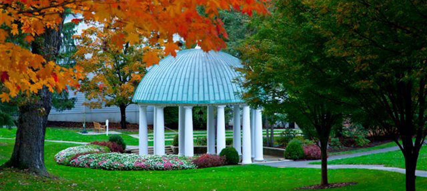 The Greenbrier's Springhouse